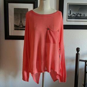 Brand New Kerisma Coral Sweater Size M